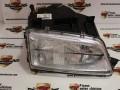 Optica de faro delantero derecho Peugeot 405 mando hidráulico REF: 061194
