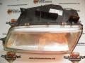 Optica de faro Delantero Izquierdo Peugeot 405 H4 a partir del 92 REF 085020