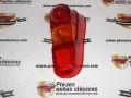 Tulipa trasera derecha Renault 4 (alta calidad)