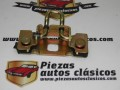Soporte resbalón tapa maleta Renault Megane ref origen 7700834330