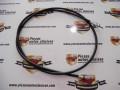 Cable Cuentakilómetros Renault 4 (caja de cambios 328/334) 1670mm.
