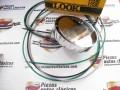 Espejo retrovisor cromado cable largo (2,59 mtr.)