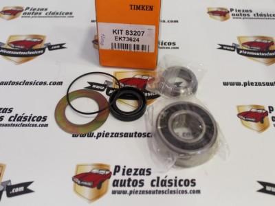 Kit Rodamientos Rueda Trasera Seat 124, 131 y 132 Ref: Timken K83207