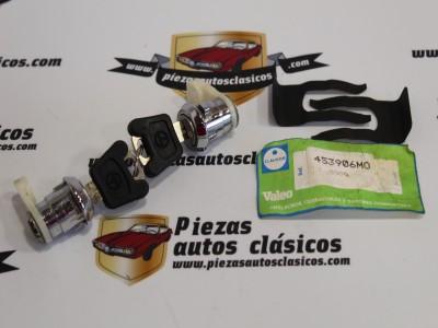 Juego De Bombines De Puerta Simca 1200 y Talbot 150 Ref:Cláusor3906