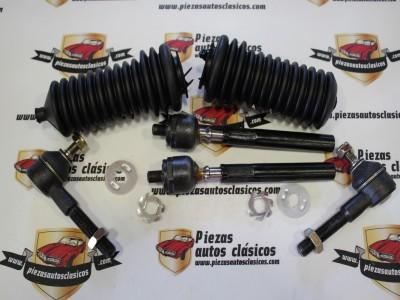 Kit bieletas de dirección Renault 8 y 10
