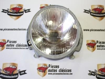 Optica de Faro Delantero Izquierdo Volkswagen Polo H4 REF 029691