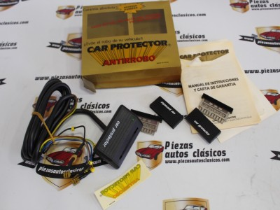 Antirrobo de tarjeta Car Protector