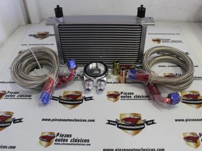 Kit Radiador De Aceite Renault