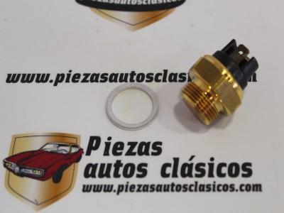 Termocontacto Ventilador 82º-72º  Rosca:22x1,5  Seat 127, 124, 1430, 131 y 132