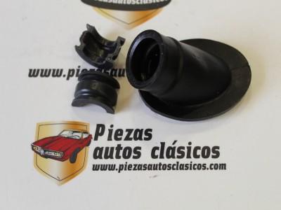 Capucha De Goma Caña De Dirección Renault 4 (+ casquillo)  Ref:7700536979/7702109354