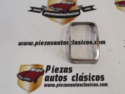 Marco Inox. Para Pedal Freno o Embrague Renault 5 Copa, Copa Turbo, Alpine y Alpine Turbo