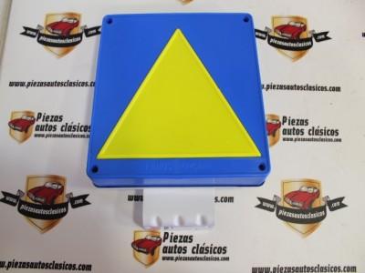 Señal Triángulo Luminoso Remolque Camión Clásico , Pegaso , Barreiros , Ebro... Norcani 604