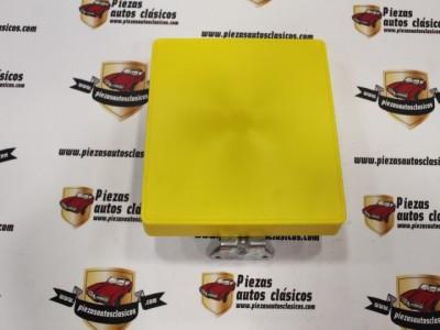 Señal Cuadrado Luminoso Amarillo Camión Vehículo Pesado Gran Dimensión