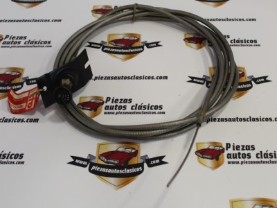 Cable Starter Renault 8 TS y Alpine A110