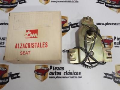 Elevalunas Trasero Izquierdo Seat 1500 A Partir De 6/1971 A-111