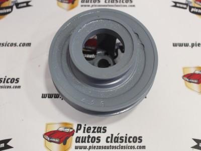 Polea Bomba De Agua Renault 4 Ref: 0555824400