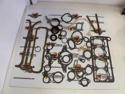Juego Juntas De Motor Seat 127 , Marbella , Ibiza I y Terra ( Motor 903cc )