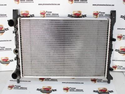 Radiador Fiat Uno Turbo ie. Ref: Valeo 811387