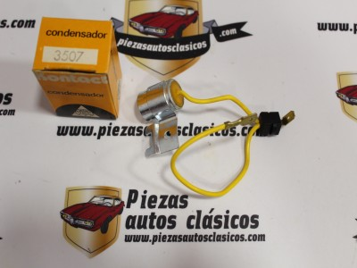 Condensador Bosch Seat 124 D, 1600, 131 E, 132 y Alfa Romeo Alfasud , Arna Ref: Kontact 3507