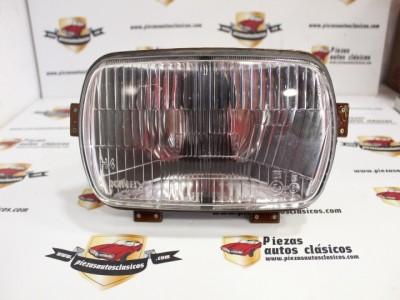 Optica de Faro Delantero Seat 131 1ª Serie H4 Kinby