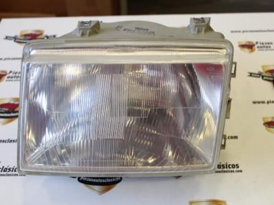 Optica De Faro Izquierdo Renault 21 Hasta el 89 y Trafic Desde el 89 Regulación Interior Valeo 061265 / 7701032012
