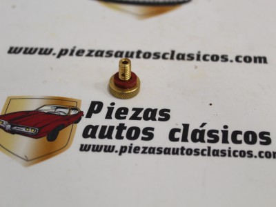 Purgador manguito Renault 4, 5, 6, 7, 8, 9, 10, 12, Super 5, 18...