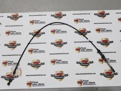 Cable acelerador Ford Fiesta 1.3 (del 76 al 83) 1050mm