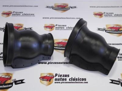 Par fuelles guardapolvos de transmisión Renault 8 y 10, 4cv, Gordini..