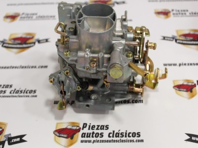 Carburador Doble Cuerpo Citroën 2CV