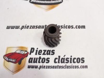 Piñon Bomba Aceite Talbot 150, Solara..., Simca 1200 y Peugeot 205, 309...