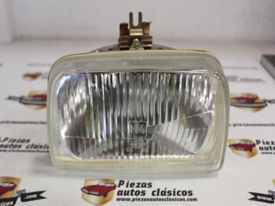 Optica De Faro H4 Delantera Derecha Ford Fiesta Hasta 8/83 Ref: Hella 1AD908819224