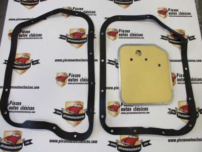 Filtro y junta de caja de cambios aut Dodge