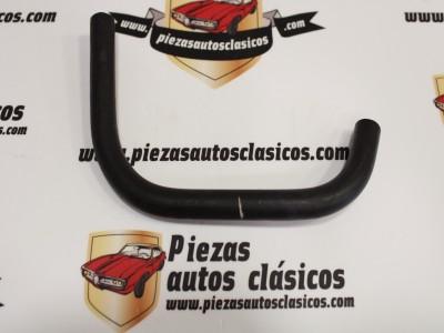 Manguito Respiración Colector Renault 4, 5, 6 y 7