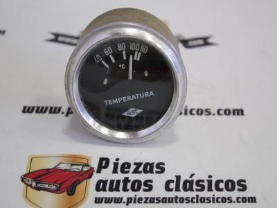 Indicador temperatura universal Ast 63mm 24V