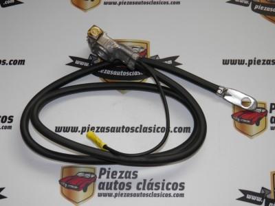 Cable de batería con retorno Dodge