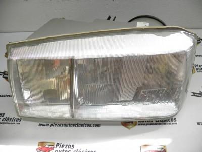 Optica de faro delantero izquierdo Renault 25 ref 061338