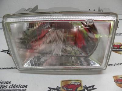 Optica faro delantero Izquierdo Renault 9 Hidráulico H4 del 81 al 85 061814