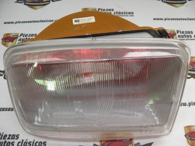 Optica de faro delantero derecho Renault 5 y 7 Luz Convencional REF 061736