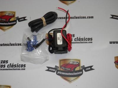 Kit Bomba limpiaparabrisas eléctrica