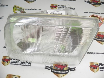 Optica de Faro Delantero Izquierdo Ford Transit Luz Convencional a partir del 86 REF 069147