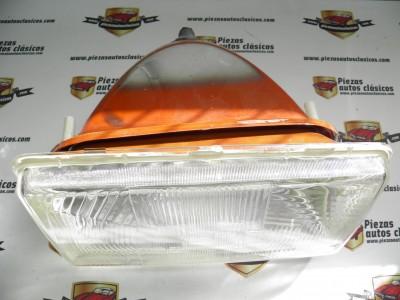 Optica de Faro Delantero Izquierdo Talbot 150 REF 061774 Luz Convencional