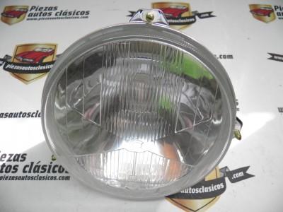 Optica de Faro Delantero Derecho H1 Nissan Vanette (del 85 al 94) H1 REF 061256