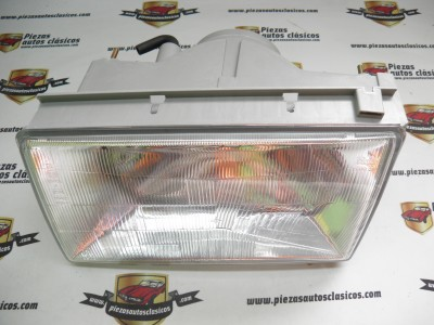 Optica Delantera Izquierda Fiat Regata REF 060187 anterior al 86 Luz Convencional