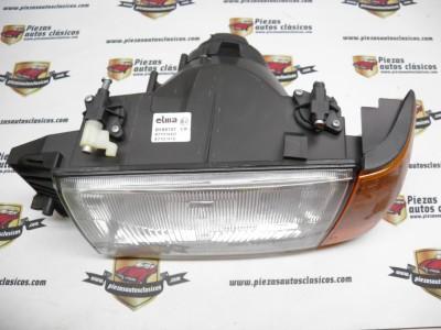Optica de faro Delantero Izquierdo Fiat Tipo REF 063147 Luz Convencional
