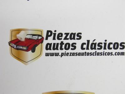 Grapa fijación anagrama para patilla de 5mm. (encaje 8mm.) Renault, seat...