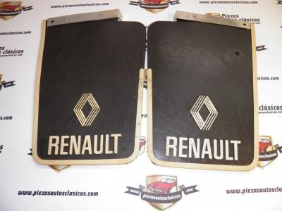 Faldetas salvabarros Renault 7 Origen Renault 7701353414