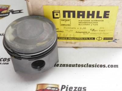 Equipo de Motor Seat-Fiat 1430-1600 y 132-1600 80,60 diámetro