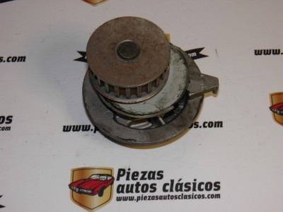 Bomba de agua Opel Kadett y Calibra 2.0, 21 dientes