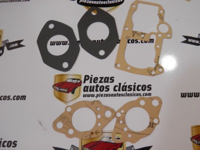 Juego solo  juntas carburador  ZENITH   32 IF 7   Renault  5, 6, 12 y 18