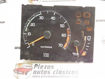 Cuenta Revoluciones Renault 25 GTX REF 7701030354